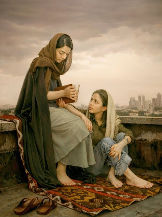 picturăde Iman Maaleki