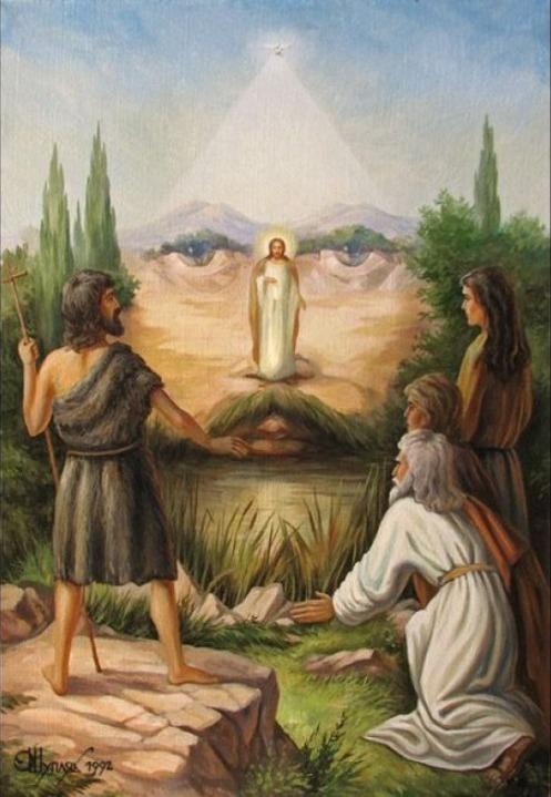 oleg shuplyak - Isus