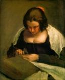 th needdlewoman by Velasquez