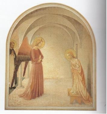 Fra Angelico - Announcin
